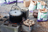 Cooking the Spuds