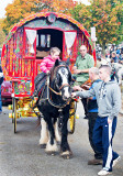 Traditional Caravan