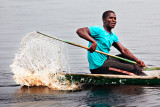 Nzulezu Boatman 2