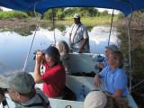 Birding by boat