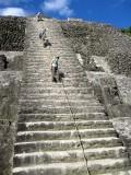 Lamanai Pyramid4