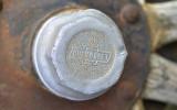 Chev hub cap