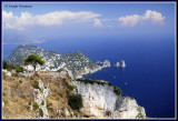 ITALY - ISLAND OF CAPRI - ANACAPRI