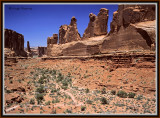 USA - PARKS OF THE SOUTHWEST - JUNE 2005
