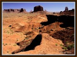 USA - ARIZONA -  MONUMENT VALLEY
