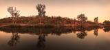 Manning Gorge at dusk