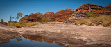 Domes of Bungle Bungle Reflection