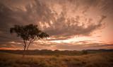 Purnululu Cloudscape Sunset