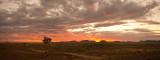 Purnululu Dramatic Sunset Cloudscape