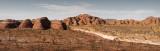 Purnululu Domes Panorama