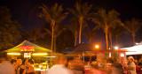 Mindil Beach market stalls at night