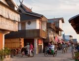 Pankalang Bun - street view