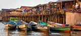 Pankalang Bun - boats