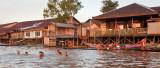 Pankalang Bun - kids in the river