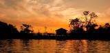 Pankalang Bun - River Sunset