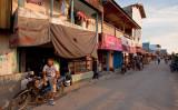 Pankalang Bun - street view and houses