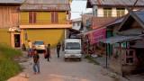 Pankalang Bun - back streets view