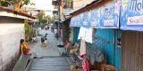 Pankalang Bun - view down a street
