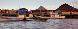 Pankalang Bun - river black smoke boat