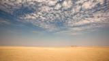 Namib Desert Cloudscape
