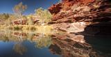 Kalamina Gorge Reflection
