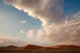 Mega Cloudscape at Naukluft Dunes