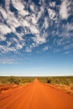 Travelling the Boreline Dirt Road to infinity