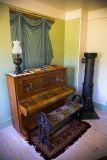 Piano from Østergård farm