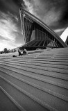Steps of the Opera House