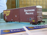 Exactrail HO: New run of PC&F 6033s - this one with 70s era stencils