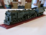 N scale cab-in-front by Jim Bence
