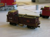 N scale models by Chuck Short