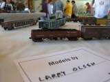 Model by Larry Olsen