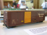 Model by Dave Hussey