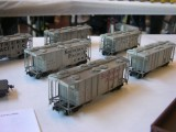 Models by Rick Selby