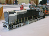 Model by Donnell Wells