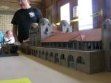 HO San Bernardino Station Model by Gary Cane