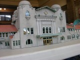 San Bernardino Station Model by Gary Cane