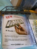 NEW from Central Valley - N Scale Truss bridge
