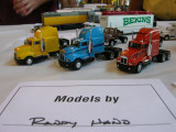 Models by Randy Hano