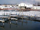 boat docks NT winter stylee