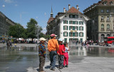Bern the capitol of Switzerland