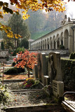 Cemetry in Lucerne
