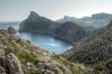 View to Cap de Formentor