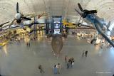 The massive Aviation Hanger