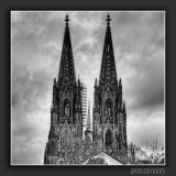 Towers of Cologne Cathedral