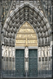 Cologne Cathedral, Western Central Portal