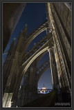 Buttress of Cologne Cathedral