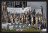 Chancel and Buttress of Cologne Cathedral