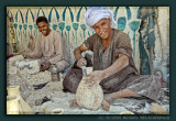 Workers of an Alabaster Factory near Qurna